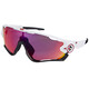 Oakley Jawbreaker prizm road/polished white